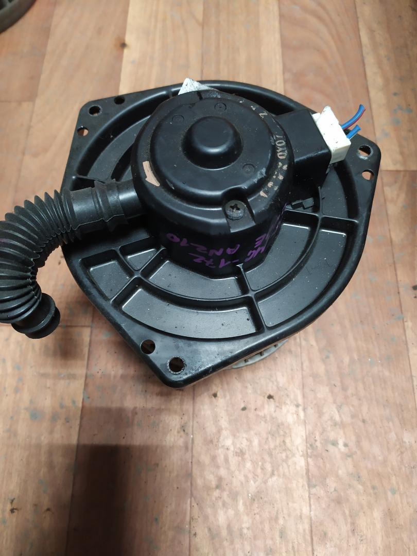 Мотор печки Nissan Cube ANZ10 (б/у)