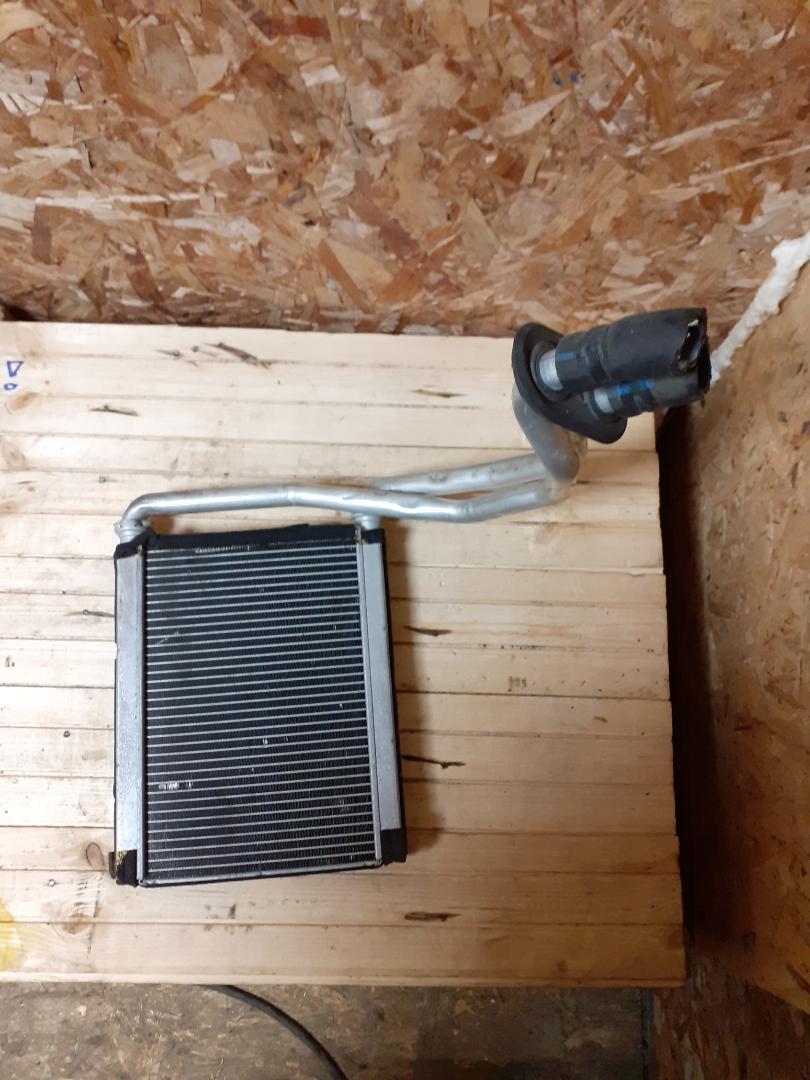 Радиатор печки Toyota Allion AZT240 (б/у)