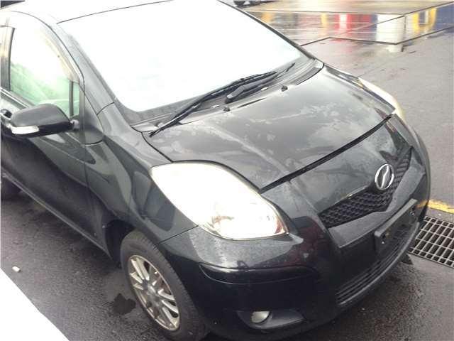 Автомобиль Toyota Vitz KSP90 1KR 2008 года в разбор