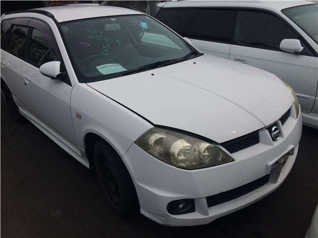 Автомобиль Nissan WINGROAD WFY11 QG15 2003 года в разбор