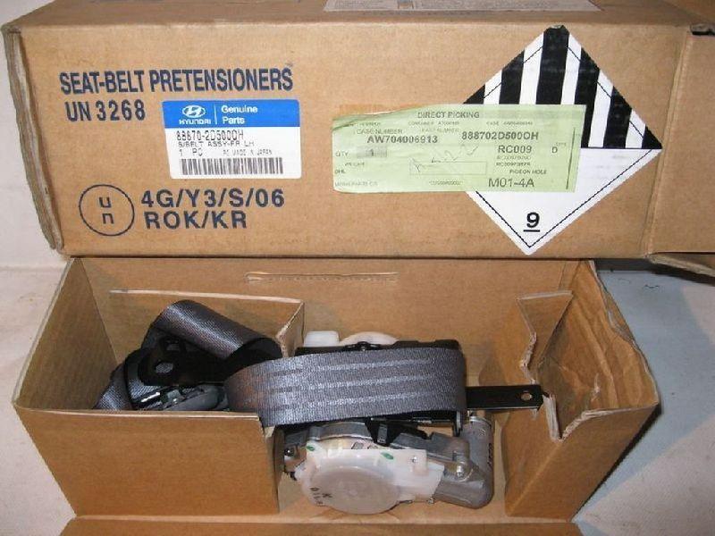 Ремень безопасности Hyundai Elantra 3 XD2 1.4 2004 888702D500OH