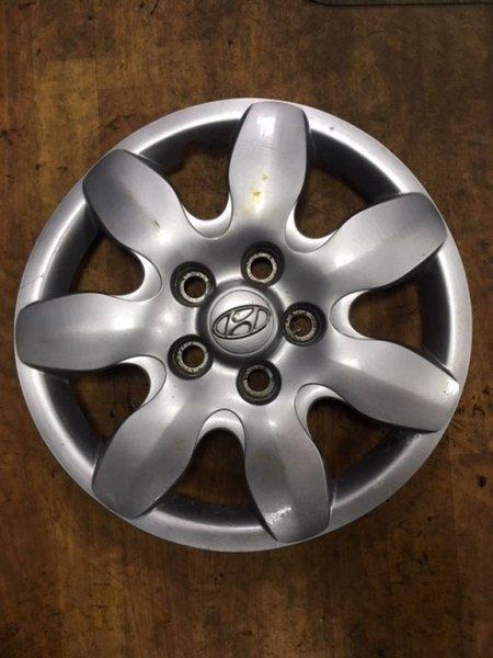 Колпак колеса Hyundai Elantra 4 HD 1.6 2007 (б/у) 529602H000