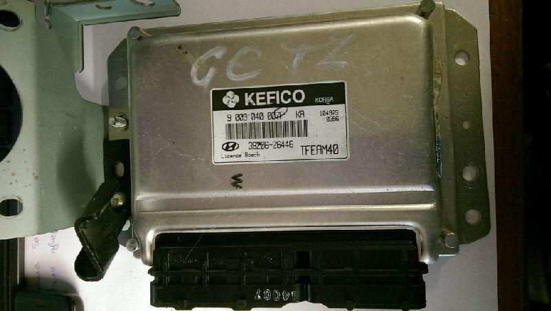 Блок управления двигателем Hyundai Getz BJ 1.4 2002 2003 2004 2005 2006 2007 2008 2009 2010 2011 (б/у) 3920626446