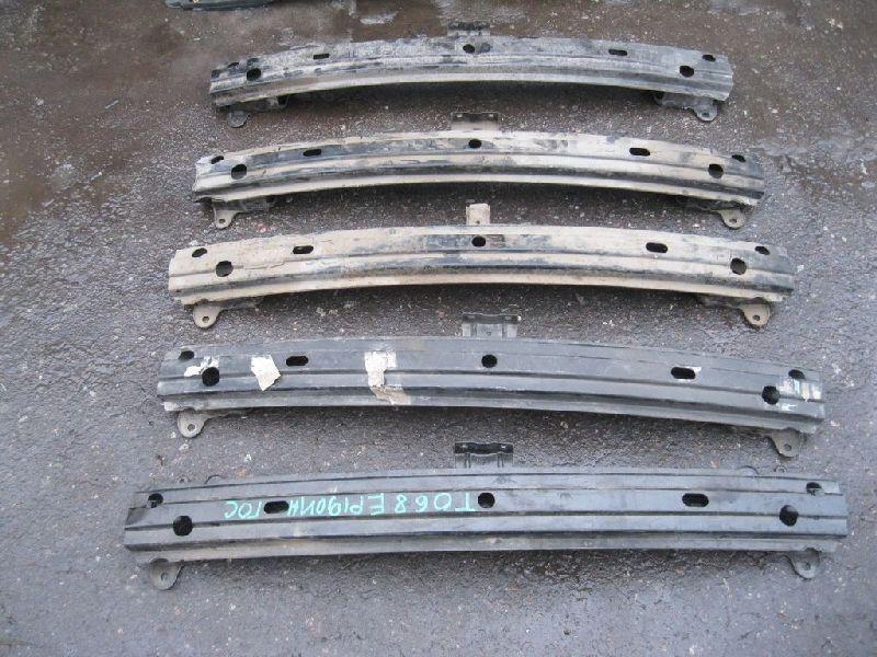 Усилитель бампера Hyundai Getz BJ 1.4 2002 2003 2004 2005 2006 2007 2008 2009 2010 2011 передний нижний (б/у) 865301C000