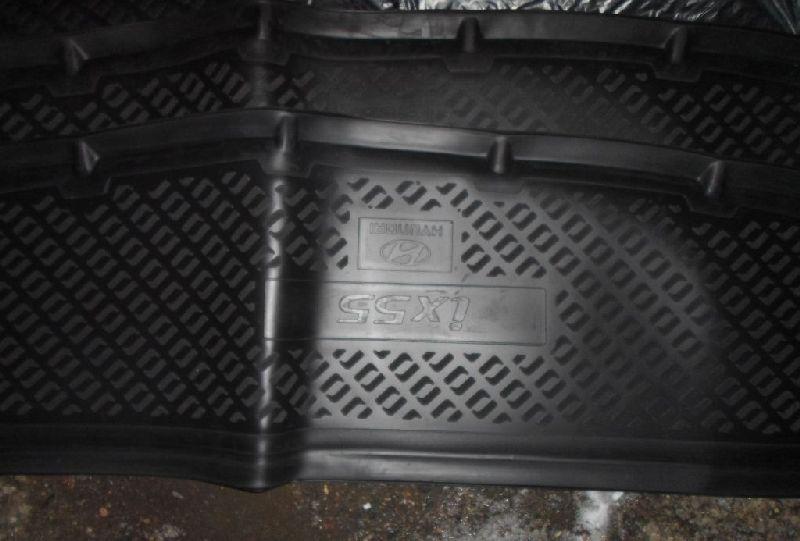 Коврики салонные Hyundai Ix-55 EN 3.0D 2008 R85703J003