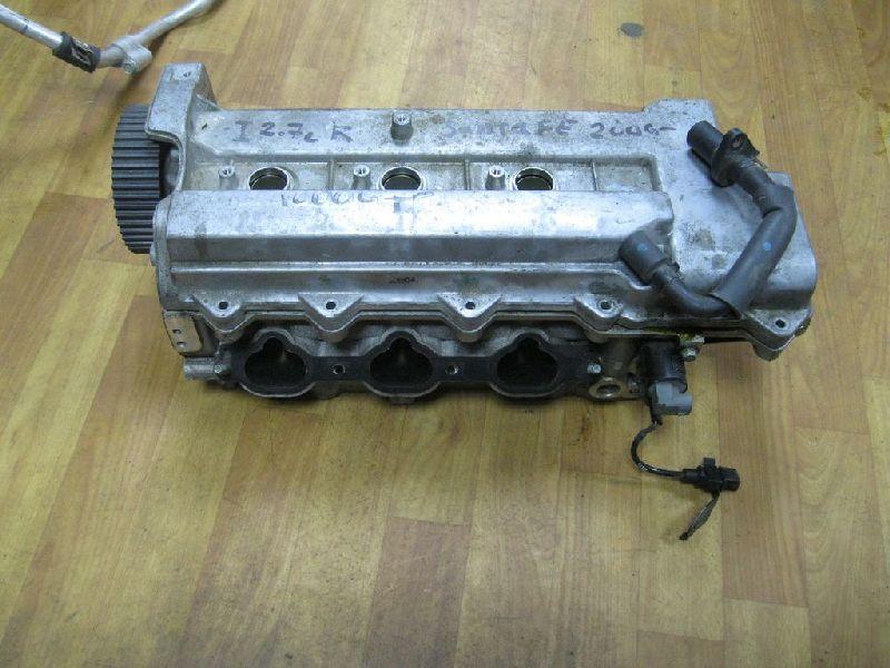 Головка блока цилиндров Hyundai Santa Fe 2 BM 2.0TD 2006 2007 2008 2009 2010 2011 2012 (б/у) 221003E052