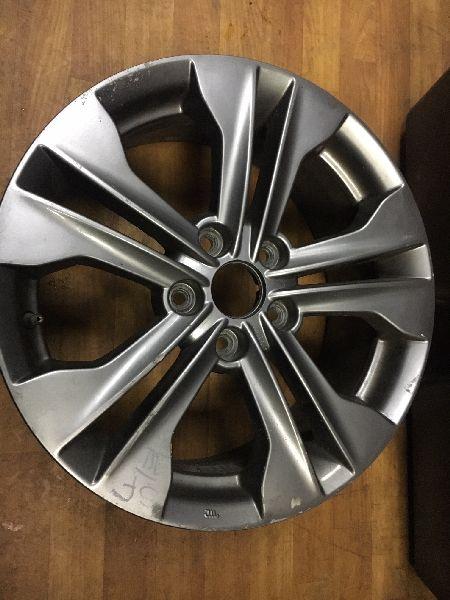 Диск колесный литой Hyundai Santa Fe 3 DM 2.0TD 2013 2014 2015 2016 2017 2018 2019 (б/у) 529102W170