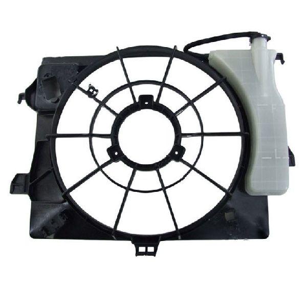 Диффузор радиатора двигателя Hyundai Solaris 1 SB G4FA 2010 406141HX