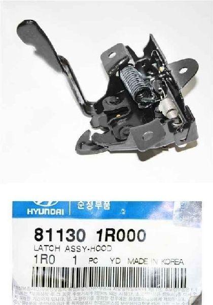 Замок капота Hyundai Solaris 1 SB G4FA 2010 (б/у) 811301R000