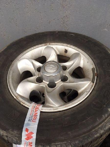 Диск колесный литой Hyundai Terracan EF 2.5TD 2003 2004 2005 2006 (б/у)