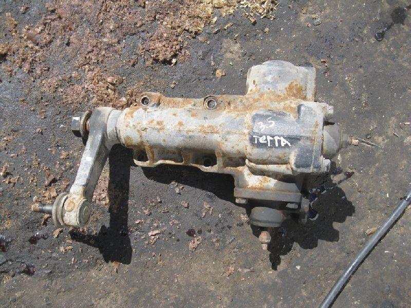 Рулевой редуктор Hyundai Terracan EF 2.5TD 2003 2004 2005 2006 (б/у) 57700H1200