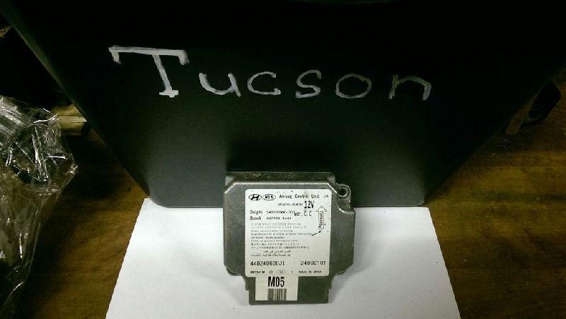 Блок управления аирбаг Hyundai Tucson 1 BH 2.0TD 2004 2005 2006 2007 2008 2009 2010 (б/у) 959102E400