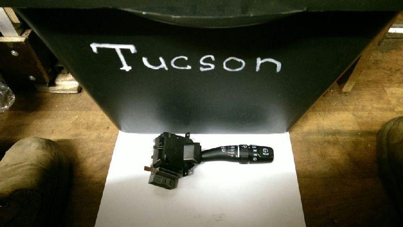 Подрулевой переключатель Hyundai Tucson BH 2.0TD 2004 правый (б/у)