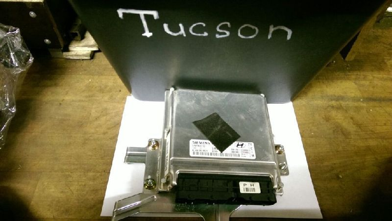 Блок управления двигателем Hyundai Tucson BH 2.0TD 2004 (б/у) 3918023300