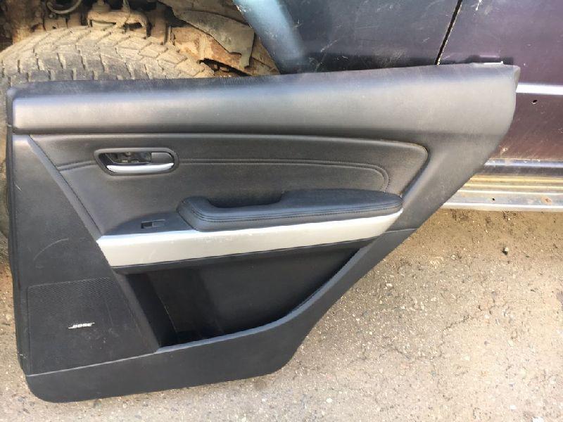 Обшивка двери Mazda Cx-9 TB 3.5 2007 задняя (б/у) TD1268530L02