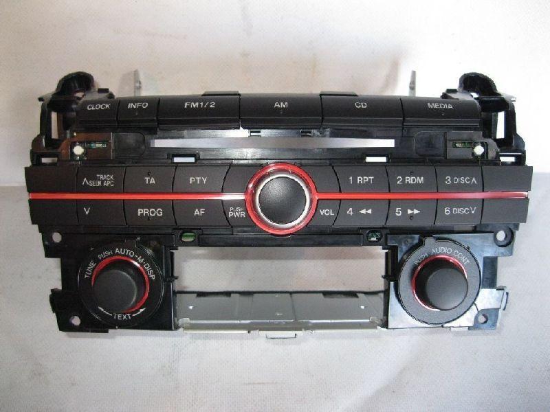 Магнитола Mazda Mazda 3 BK 1.6 2003 BR2B66AH0