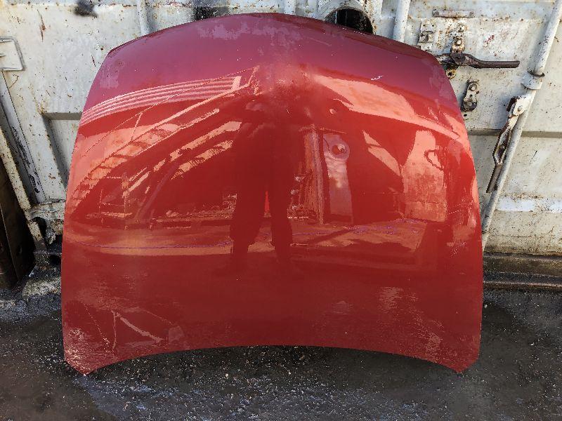 Капот Mazda Mazda 6 GH 1.8 2008 передний (б/у) GSYD5231XB