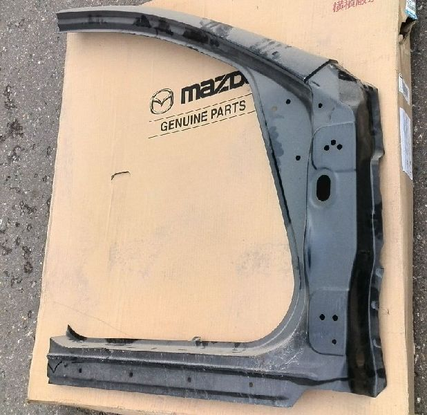 Кузов по частям Mazda Mazda 6 GH 1.8 2008 передний GSYD70221