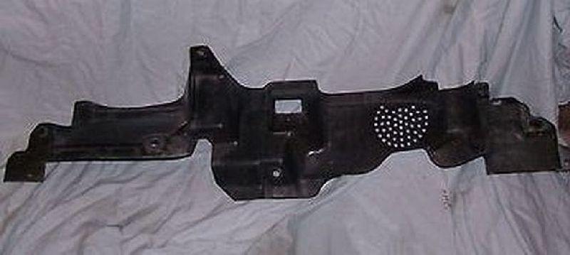 Дефлектор радиатора Mitsubishi Asx GA1W 4B10 2010 верхний (б/у) 6400C949