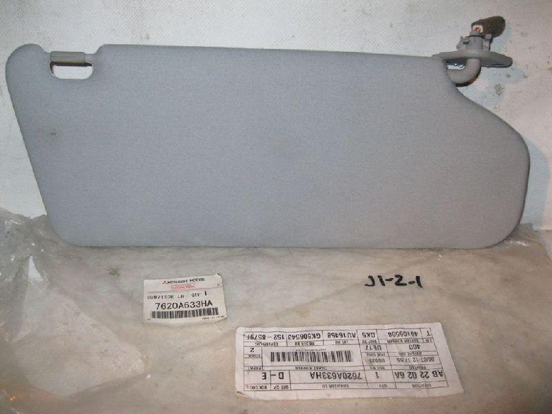 Козырек солнцезащитный Mitsubishi Asx GA1W 4B10 2010 (б/у) 7620A633HA