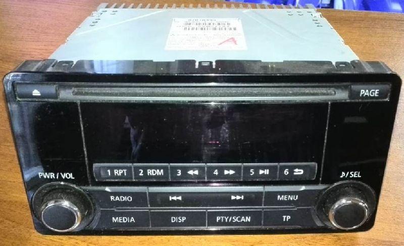 Магнитола Mitsubishi Asx GA1W 4B10 2010 (б/у) 8701A495