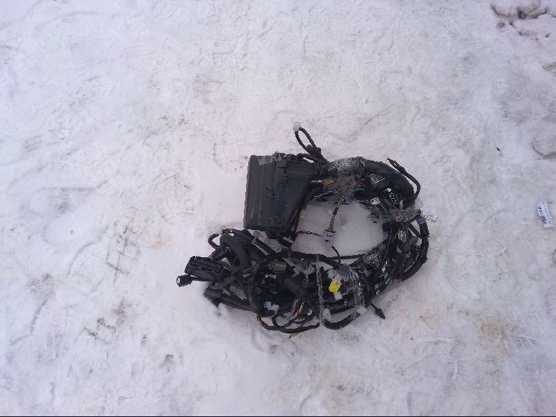 Проводка под капот Mitsubishi Asx GA1W 4B10 2010 (б/у) 8501G663
