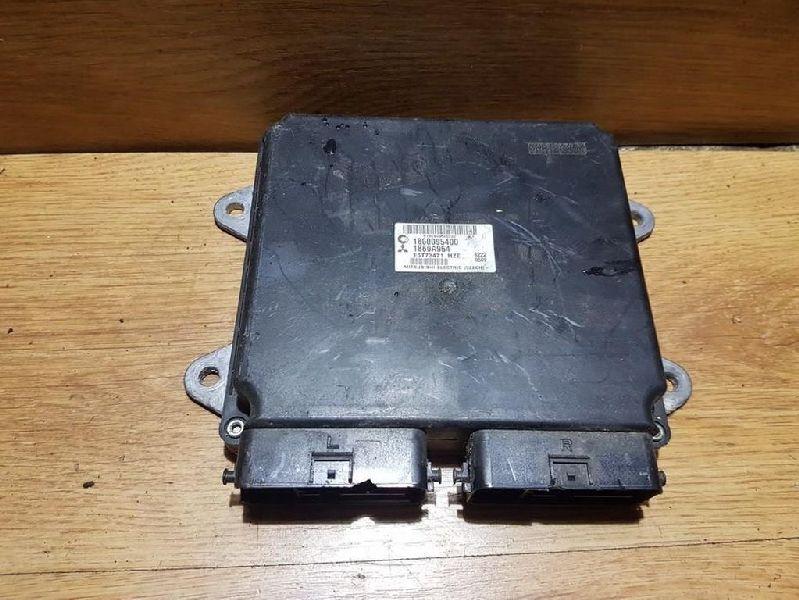 Блок управления двигателем Mitsubishi Colt Z32A 3A91 2004 (б/у) 1860A954