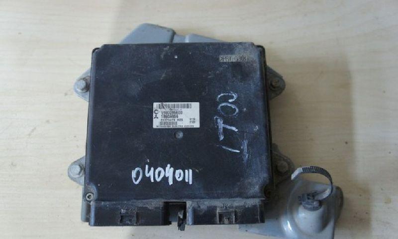Блок управления двигателем Mitsubishi Colt Z32A 3A91 2004 (б/у) 1860A956