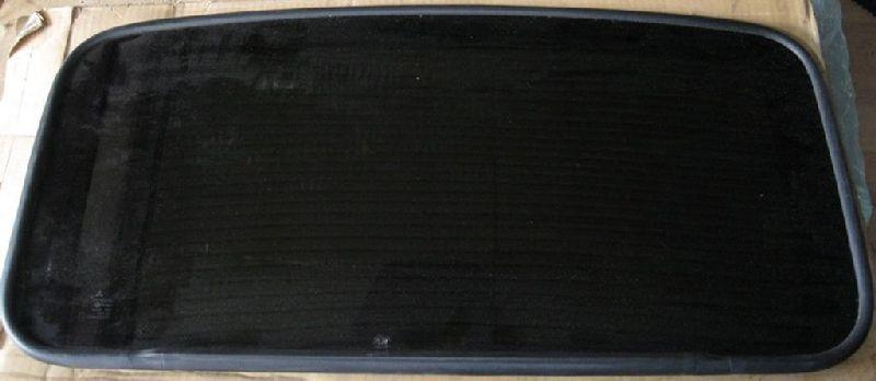 Стекло люка Mitsubishi Grandis NA4W 4G69 2004 верхнее MN145425