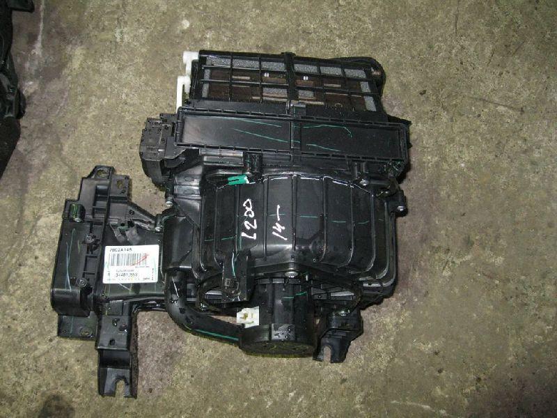 Отопитель салона Mitsubishi L200 2005- KB4T 4D56 2005 (б/у) 7801A148