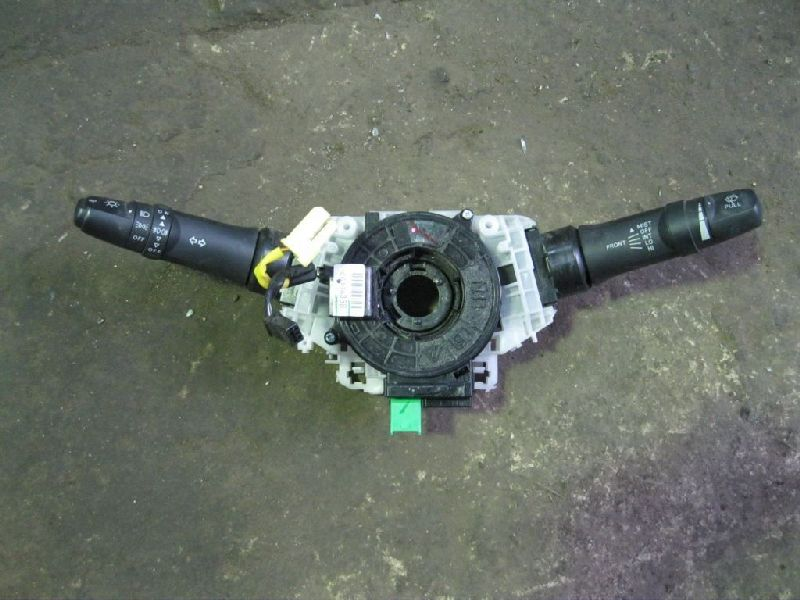 Подрулевой переключатель Mitsubishi L200 2005- KB4T 4D56 2005 левый (б/у)