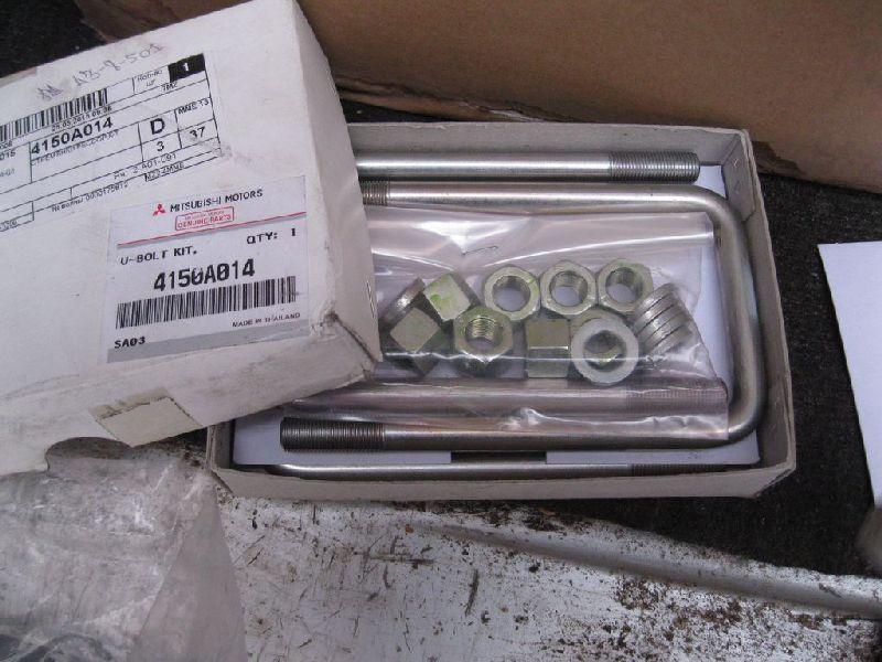 Стремянка рессоры Mitsubishi L200 2005- KB4T 4D56 2005 4150A014