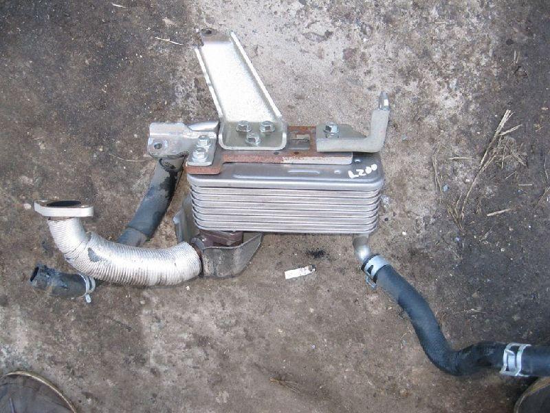 Теплообменник Mitsubishi L200 2005- KB4T 4D56 2005 (б/у) 1582A201
