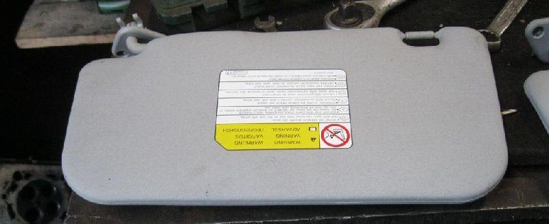Козырек солнцезащитный Mitsubishi Lancer 10 CY1A 4A91 2007 правый (б/у) 7620A170HA