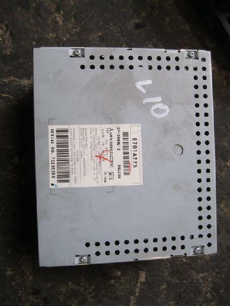 Магнитола Mitsubishi Lancer 10 CY1A 4A91 2007 (б/у) 8701A225
