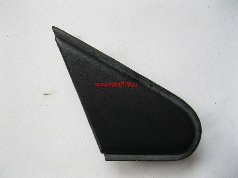 Молдинг зеркала треугольный Mitsubishi Lancer 10 CY1A 4A91 2007 правый 42CV006R