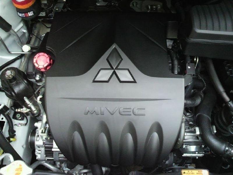 Крышка двигателя Mitsubishi Lancer 10 CY1A 4A91 2007 1003A243