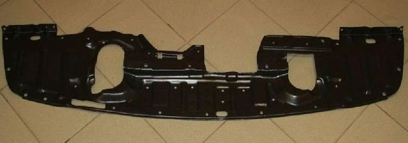 Пыльник переднего бампера Mitsubishi Lancer 10 CY1A 4A91 2007 передний нижний MB84030