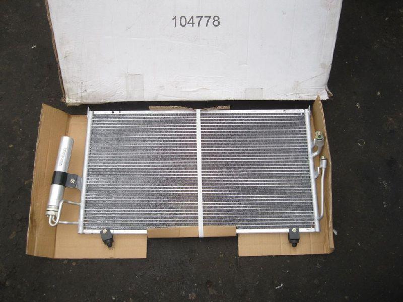 Радиатор кондиционера Mitsubishi Outlander 1 CU2W 4G63 2003 MBOTL03930
