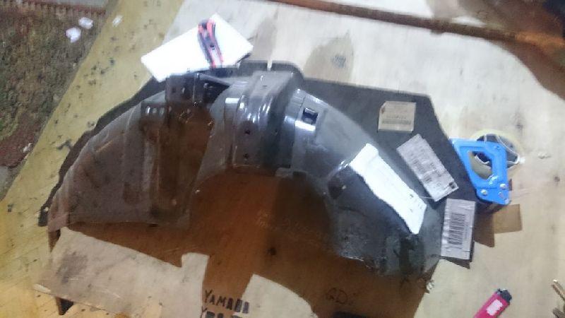 Брызговик лонжерона Mitsubishi Outlander 3 GF2W 4B10 2012 задний правый 5228A282