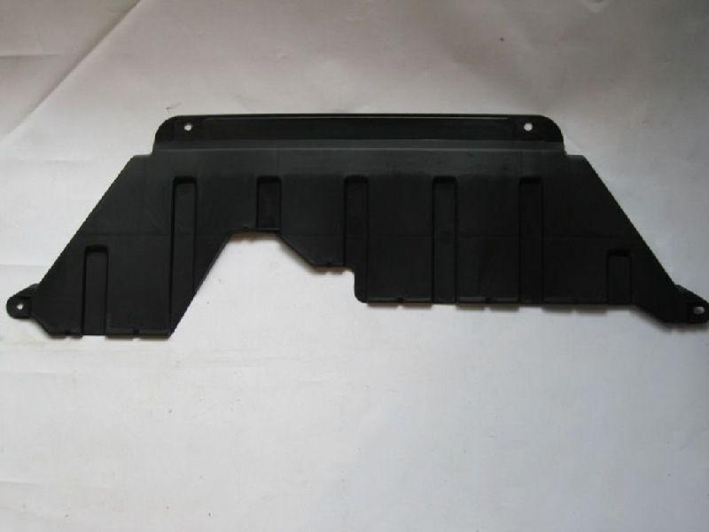 Пыльник переднего бампера Mitsubishi Outlander 3 GF2W 4B10 2012 передний нижний (б/у) 5370B242