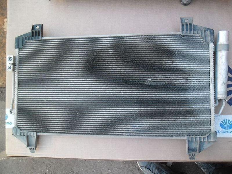 Радиатор кондиционера Mitsubishi Outlander 3 GF2W 4B10 2012 (б/у) 7812A220