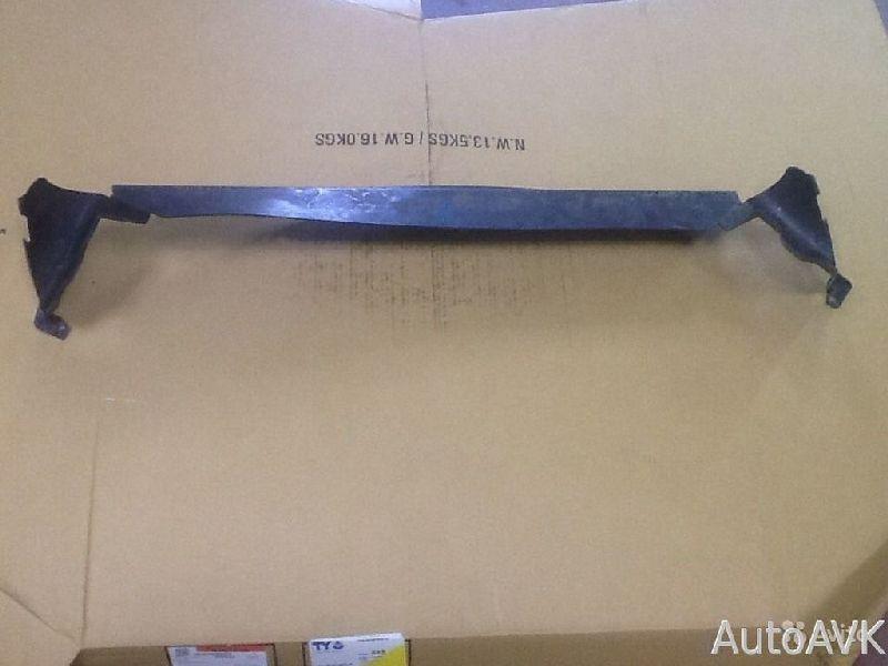 Дефлектор радиатора Mitsubishi Outlander Xl CW1W 4B11 2006 2007 2008 2009 нижний 6400A481