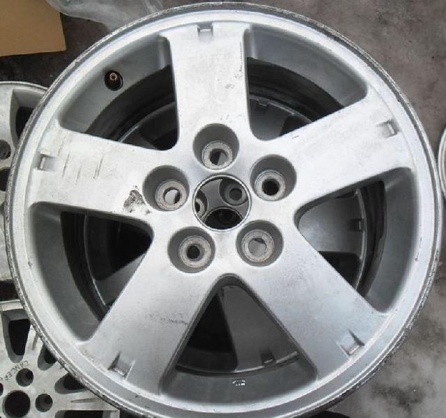 Диск колесный литой Mitsubishi Outlander Xl CW1W 4B11 2006 2007 2008 2009 2010 2011 2012 (б/у) 4250B592