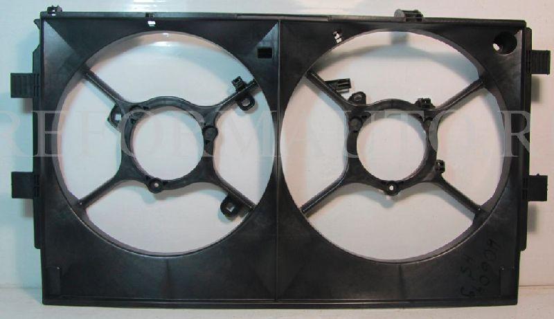 Диффузор радиатора двигателя Mitsubishi Outlander Xl CW1W 4B11 2006 2007 2008 2009 2010 2011 2012 1355A087
