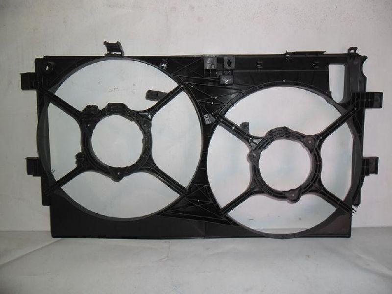 Диффузор радиатора двигателя Mitsubishi Outlander Xl CW1W 4B11 2006 2007 2008 2009 2010 2011 2012 MB2843702
