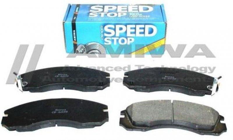 Тормозные колодки Mitsubishi Outlander Xl CW1W 4B11 2006 2007 2008 2009 2010 2011 2012 переднее CD6039