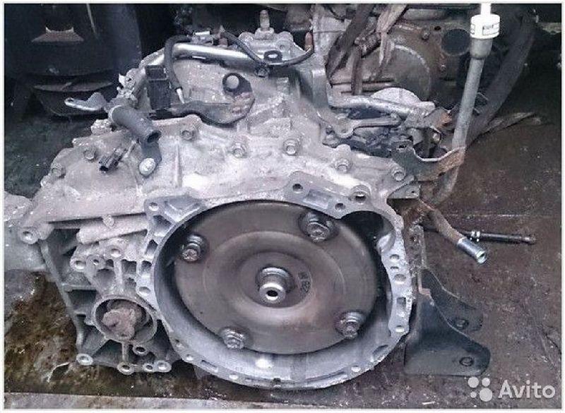 Акпп Mitsubishi Outlander Xl CW6W 6B31 2006 2007 2008 2009 2010 2011 2012 (б/у) 2700A192