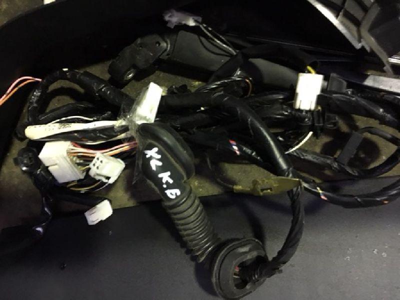 Проводка крышки багажника Mitsubishi Outlander Xl CW1W 4B11 2006 2007 2008 2009 2010 2011 2012 (б/у) 8512A119
