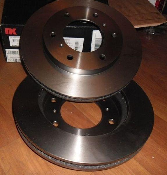 Тормозной диск Mitsubishi Pajero 3 V64W 4D56 2000 передний 203033